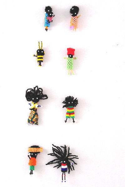 eine kleine Auswahl an Little Travellers