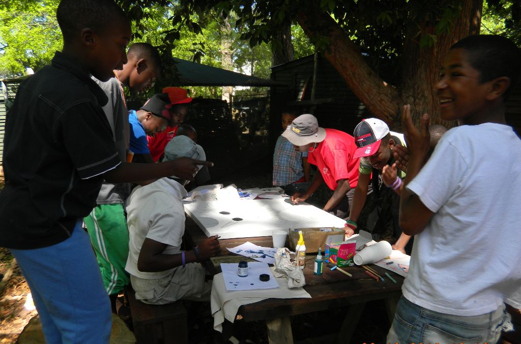 Kreativ-Workshop für Jugendliche